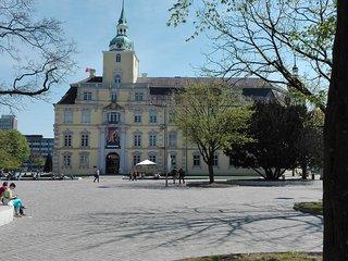 Ferienwohnung Apartement Condo ,Oldenburg Stadtmitte, Schlossgarten und Olantis