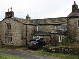 Hazelbank farm - character cottage sitting in the heart of the Yorkshire dales, Oughtershaw