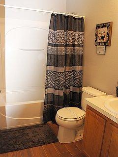1st Floor King Master Suite Bathroom