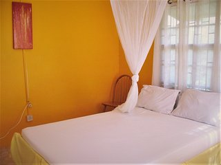 Sunny Yellow : Ful Apartment : 8 mins to town, Saint-George's