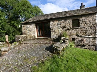 Self catering holiday cottage to rent in the Yorkshire Dales near Hawes, Garsdale