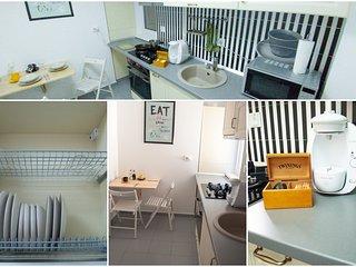Studio13 - new & modern apartment