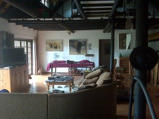 Amazing Safari Lodge Type Accommodation just 25km outside the city center=Heaven