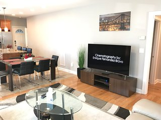 Open Luxury 4 Bed 3 Bath Condo with 1 Parking, Somerville
