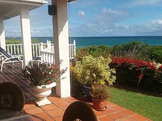 3 Bedroom, Sleeps 6, Spectacular Sea Views (8 Mins from Airport), Silver Sands