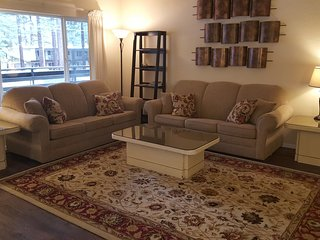 We love our spacious living area, and we think you will too!