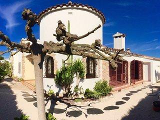 Wunderschone und ruhig gelegene Ferienvilla direkt an der Costa Brava Nahe La Es