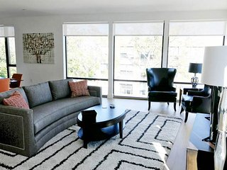 Brand New - Designer Furnished 2 Bedroom, 2.5 Bath - Longwood Medical Area, Brookline