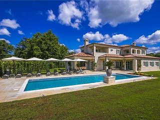 5 bedroom Villa in Ladici, Istria, Kanfanar, Croatia : ref 2373176