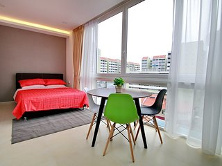 Brand New Designer Studio 5 mins to Bugis - 302, Singapore