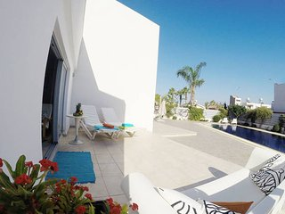 'Azure Villa' - Contemporary, Private Villa, Luxury Pool - Protaras