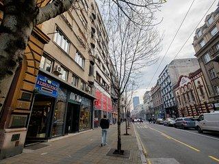 Downtown Urban apartment-130m2-4bedrooms-4bathroom