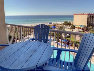 DESTIN WEST BEACH RESORT 6th FLOOR. YOUR FUN STARTS HERE! ENJOY THE LAZY RIVER P