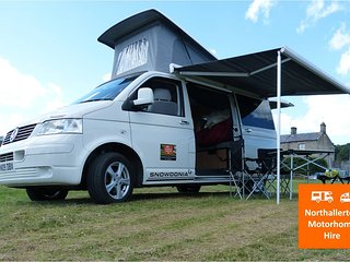 Motorhome and VW Camper van Hire, Northallerton
