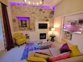 St James Residence, Edinburgh City, New Apartment by Award winning Designer