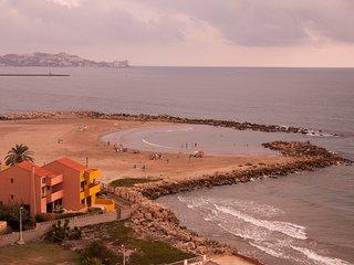 Chalet adosado en la playa privada a 4Km Cullera