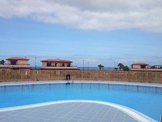 villa en un entorno tranquilo cerca del mar