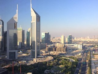 Lovely apartment in DIFC next to Emirates Towers, Dubaï