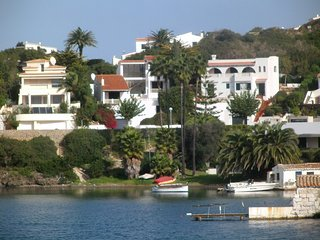 Fantastic waterfront villa overlooking Mahon harbour, Cala Llonga