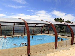 Location Vacances ile Oleron Chalets 6 personnes avec Piscine