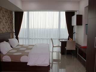 U-Residence Tower 2 Apartment Connected to Supermal Karawaci Unit 2230, Tangerang