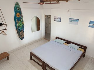 Surf Wala - Guesthouse for surfers Room 1, Arambol