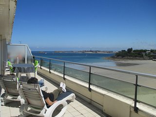 Bel appartement de 39 m2, vue mer avec terrasse de 20 m2 - 901