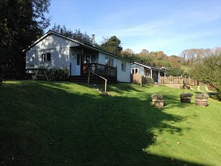 Badgers Den Lodge, Bantham