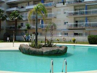 Apart-rent (2017) Apartamento familiar con piscina Port Canigo Santa Margarita, Empuriabrava
