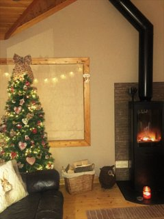 Cosy up for Christmas.