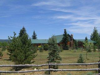 Beautiful Mountain Lodge! 4 bedrooms, sleeps up to 12!, La Sal
