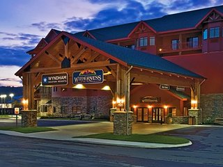 Wyndham Great Smokies Lodge in a 1 Bedroom, Sevierville