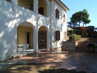 Appartamento Nettuno in villa a 20 metri dal mare