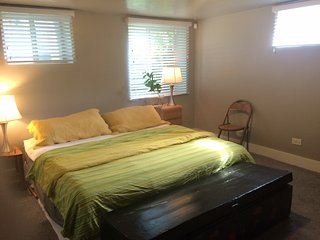 Easy access to city and mountains., Denver