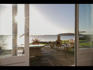 The Boathouse Sketrick glorious seaside home on the shores of Strangford Lough