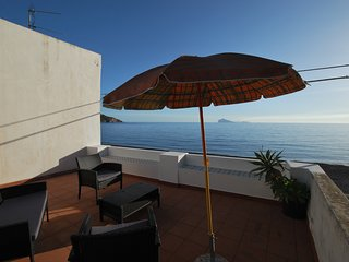 Oasi beach house in Lipari Canneto