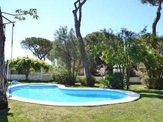 Villa 5 dormitorios, Piscina, Wifi, Cerca de la Playa.