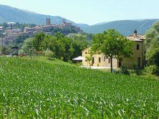 Villa San Raffaello - Apartment Grazia, Sarnano