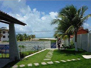 Linda casa na Praia Presidio, somente para poucos