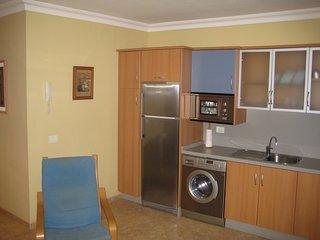 Santa Cruz centro, apartamento un dormitorio