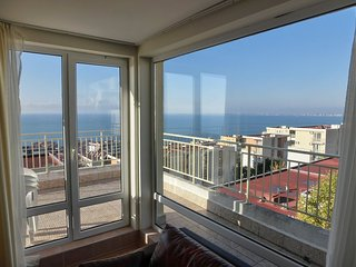 Penthouse Apartment Crown Fort Club, Sveti Vlas