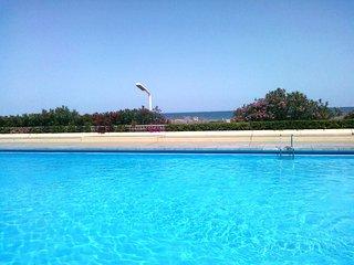Super appartement piscine vue mer