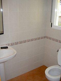 toilet downstair