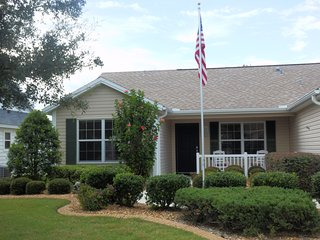 Utopia! Rent Partee of Five, a Beautiful Designer Home in the Villages, Florida!