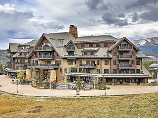 2BR Ski-in/Ski-out Breck Condo on Peak 7!