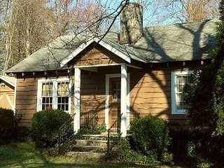 Gingerbread Cottage- Quality Mountain Charm Sleeps 7!, Hendersonville