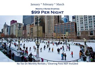 Teri's Chicago Guest House * Addison Suite * HOT Winter Rates Starting at $99nt