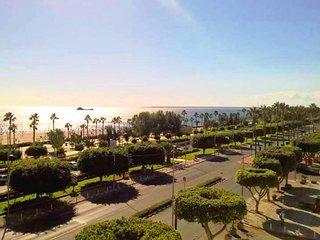 3b Retro Seafront Apartment - Olympic Beach TL162, Limassol