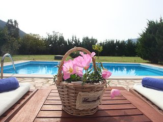 1BR villa with  private pool  ECHINADES RESORT VASSILIKI LEFKADA