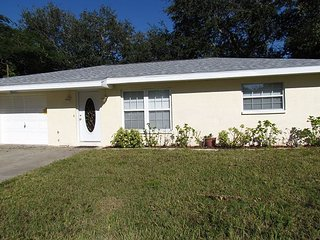 Pet Friendly Home with Large Fenced Backyard, Indian Rocks Beach